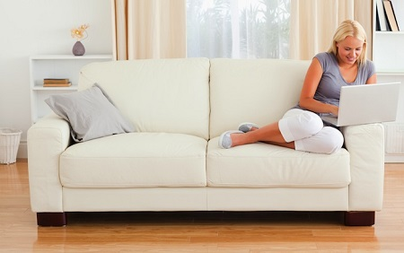 Upholstery Cleaning Services Home